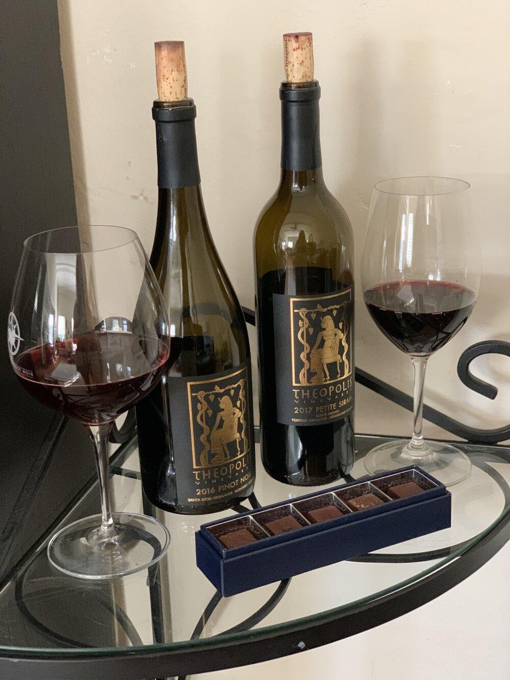Virtual Tasting Events with Five Senses Tastings