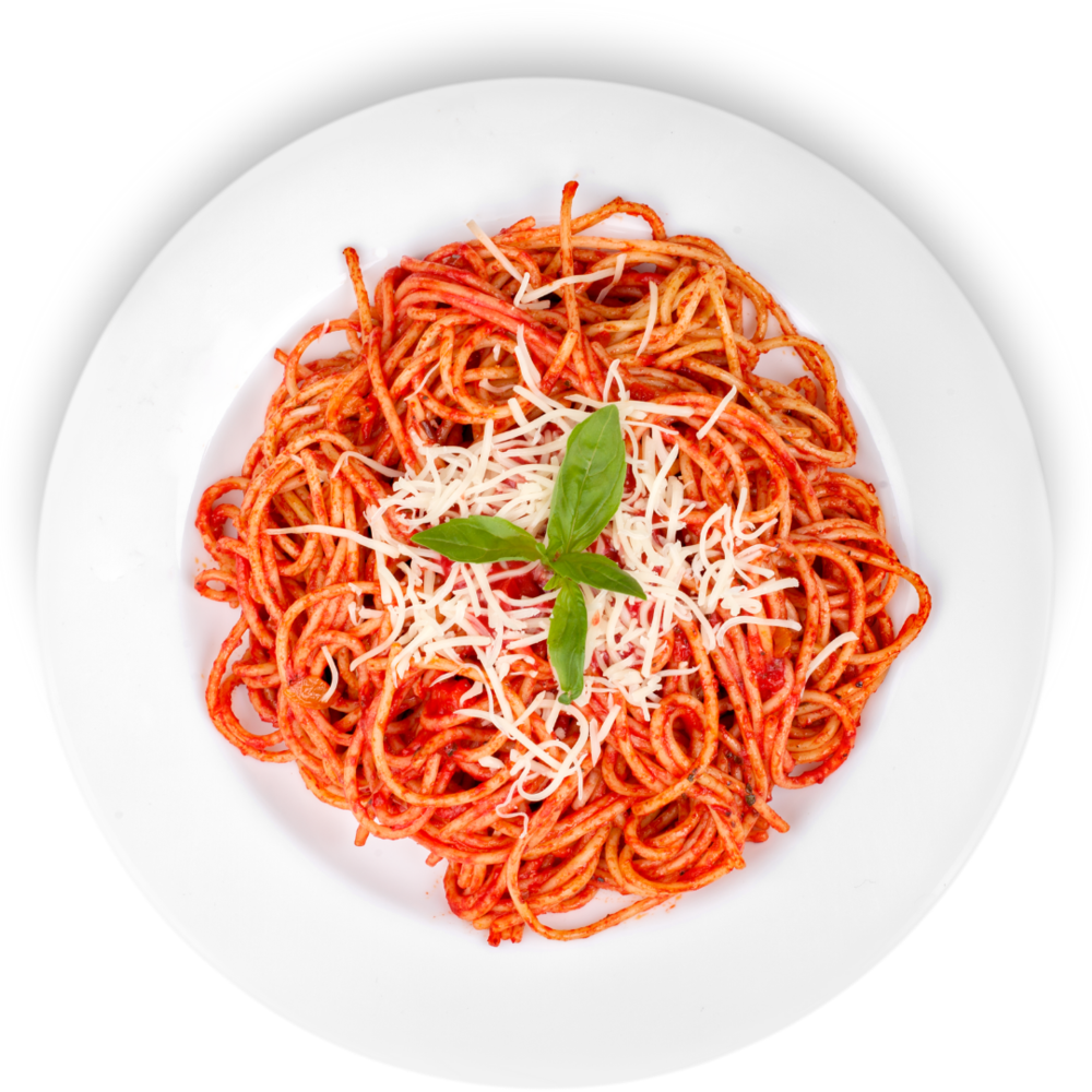 Spaghetti has one of the most distinctive smells!